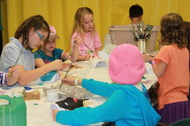 YMCA Community Arts Camp